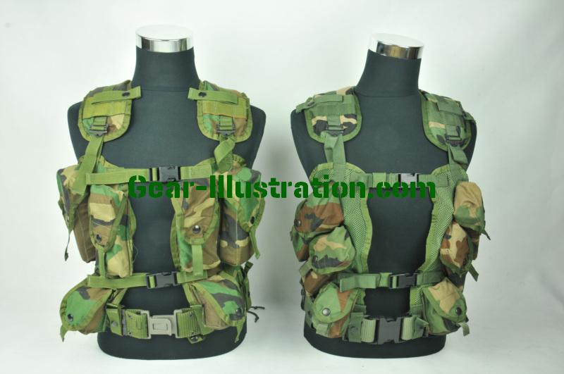 Iifs Load Bearing Vest Subsystem Gear Illustration