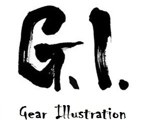 GEAR ILLUSTRATION