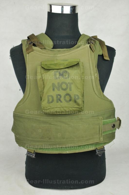 Aircrew Body Armor – Gear Illustration